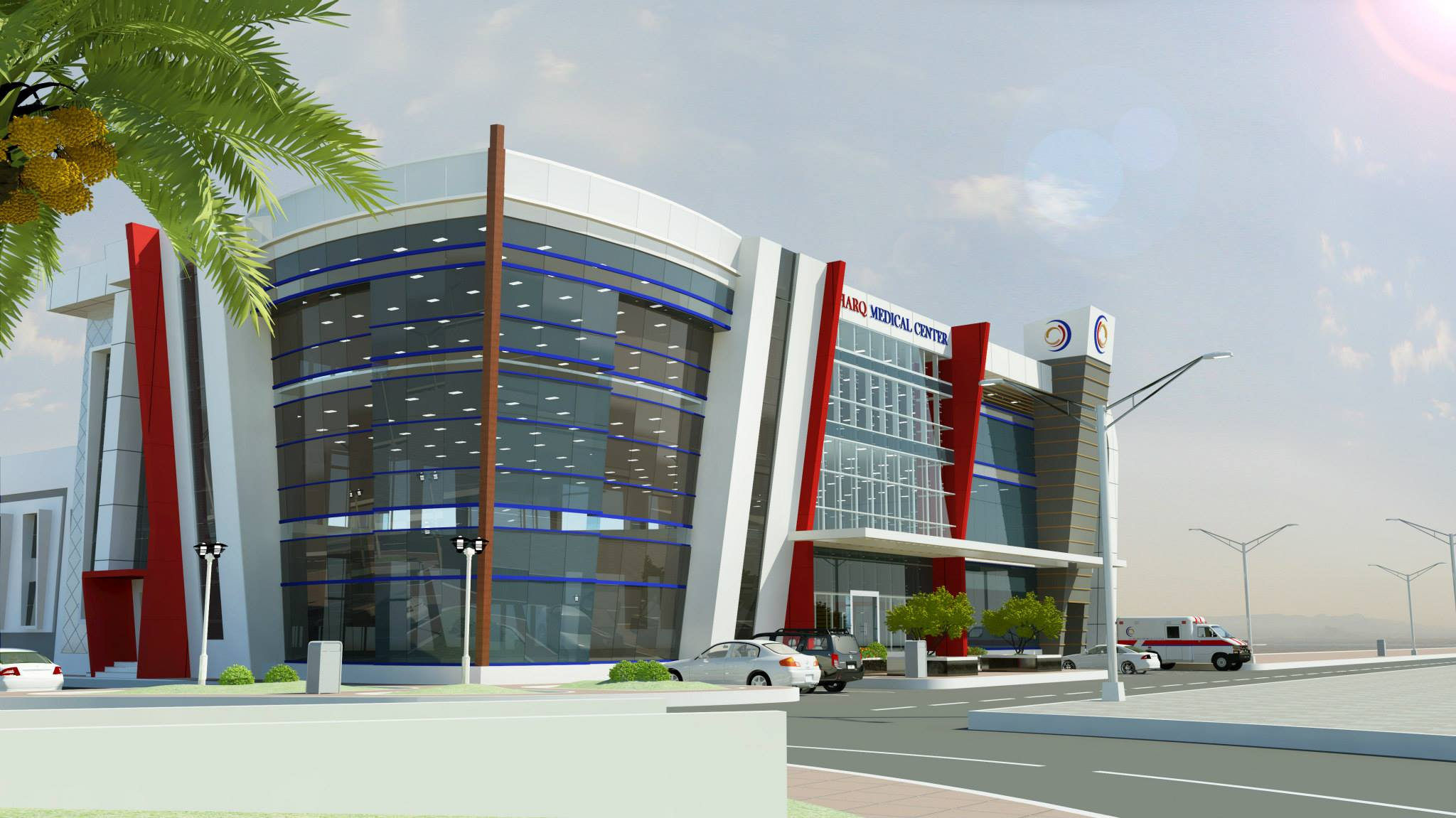 Port Of Fujairah Clinic & Office Building 2