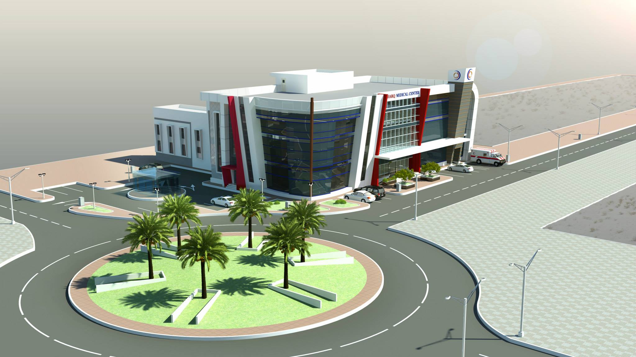 Port Of Fujairah Clinic & Office Building 10
