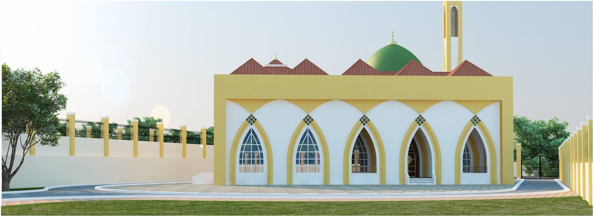 Masjid Al Amal, Tarlac Philippines 4