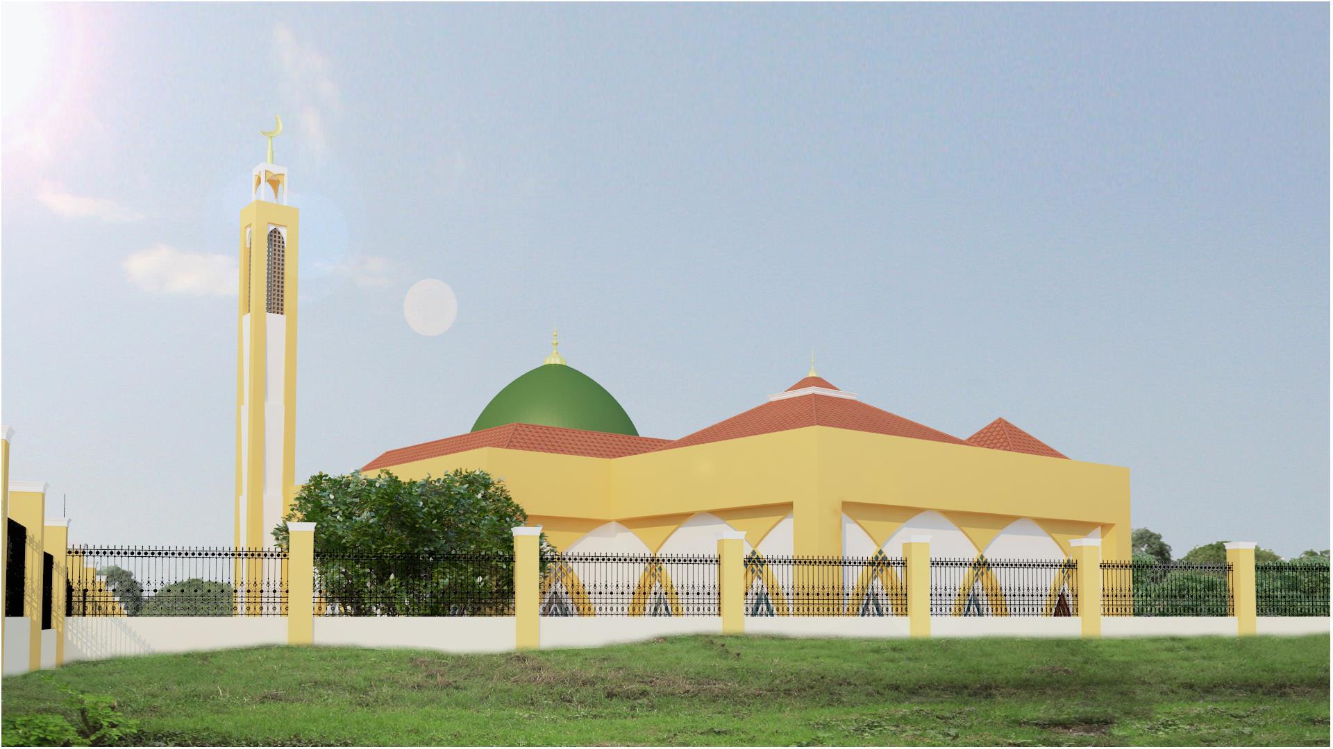 Masjid Al Amal, Tarlac Philippines 11