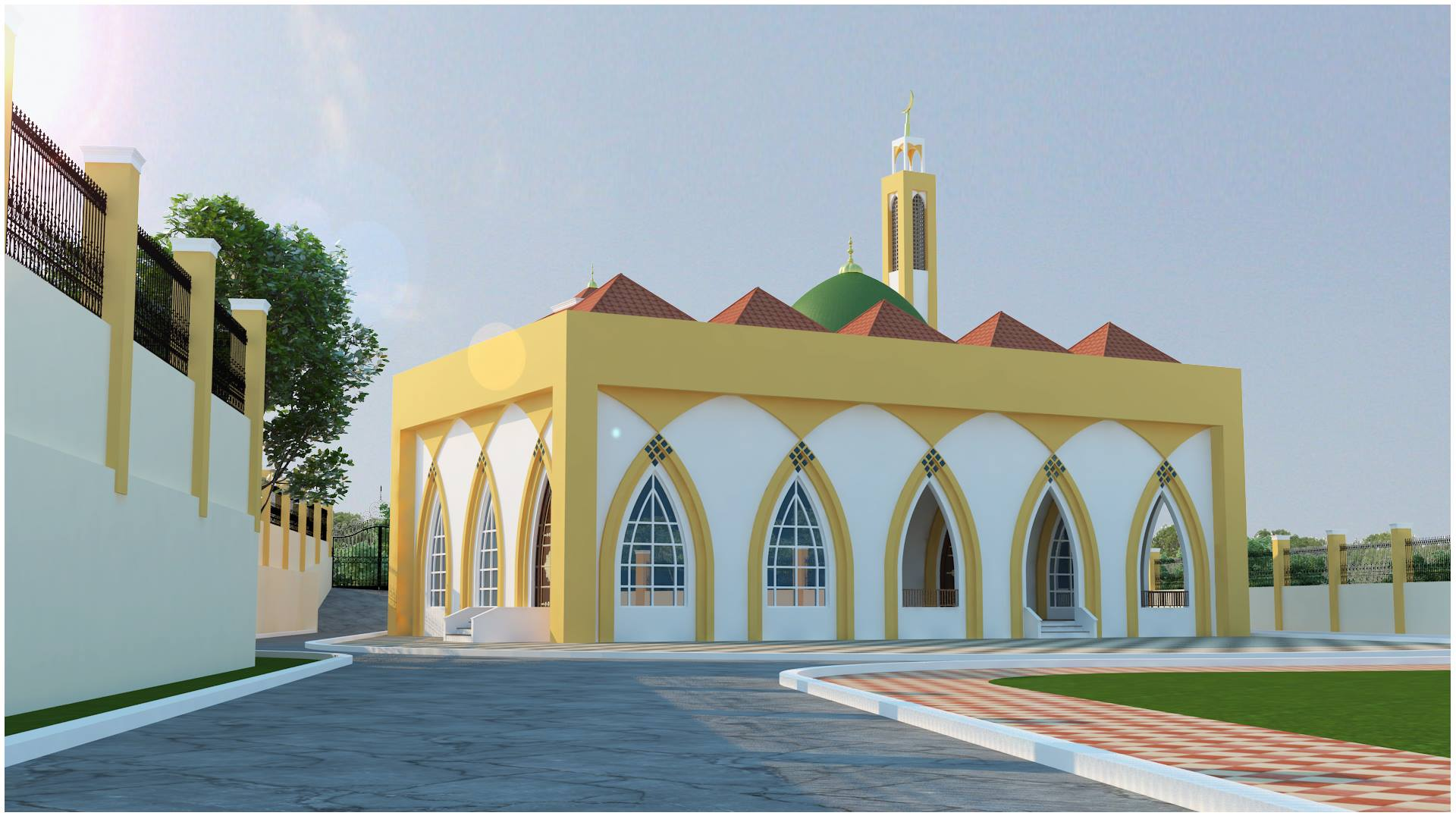 Masjid Al Amal, Tarlac Philippines 3