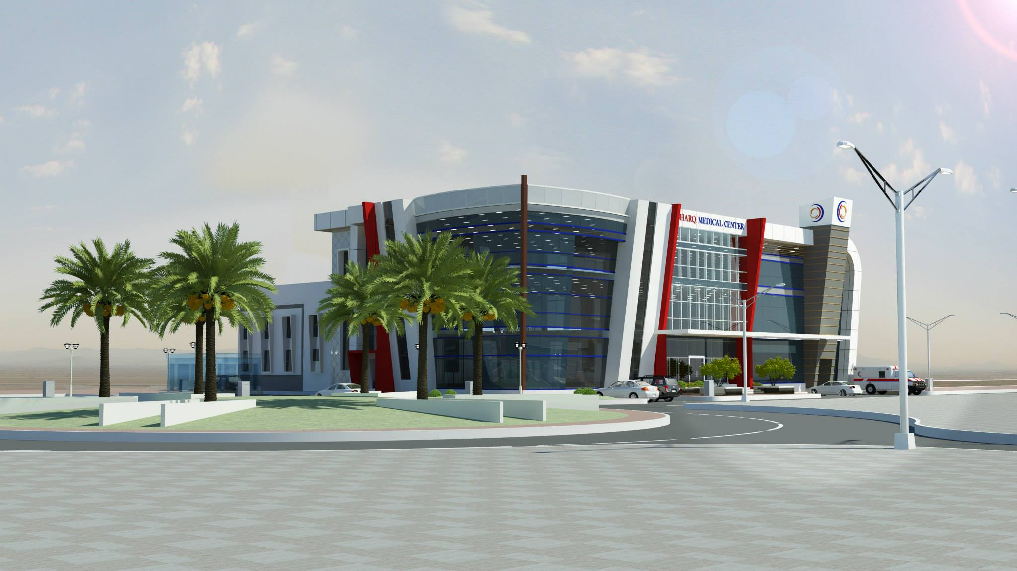 Port Of Fujairah Clinic & Office Building 1