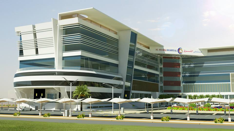 Al Sharq Dibba Hospital Image11