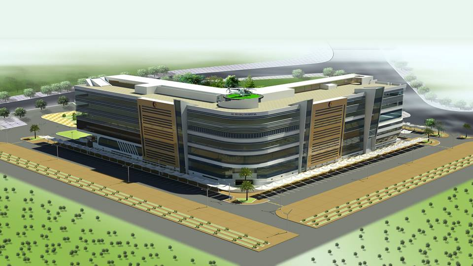 Al Sharq Dibba Hospital Image3