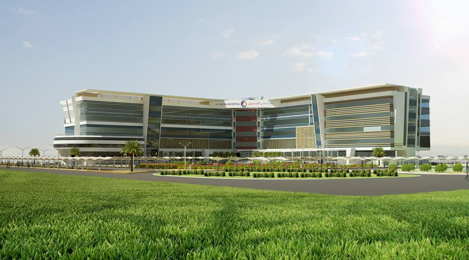 Al Sharq Dibba Hospital Image4