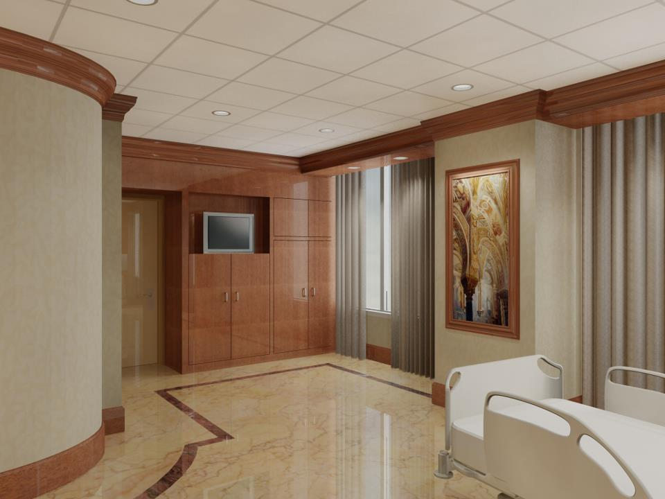 City Hospital (Royal Suite) - Dubai Image5