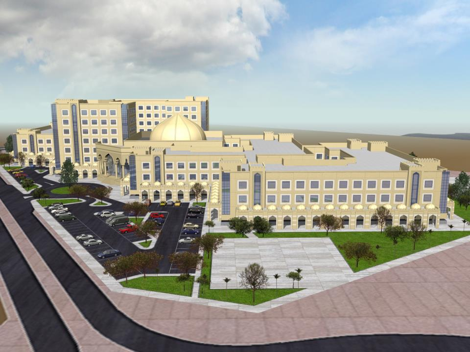 Fujairah National University . Fujairah - UAE  Image 2