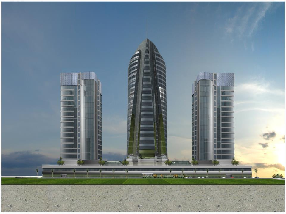 Office Towers - Fujairah Image 4