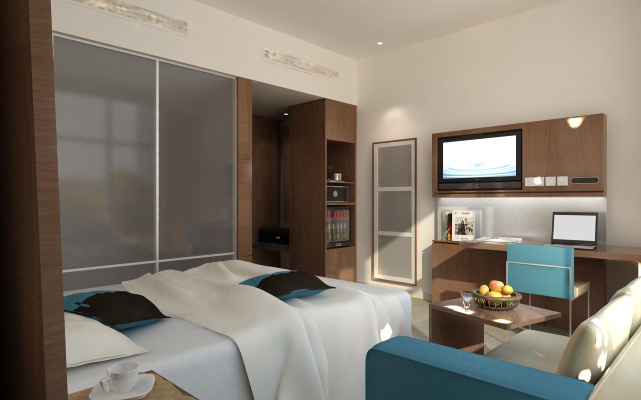 novotel room view 02
