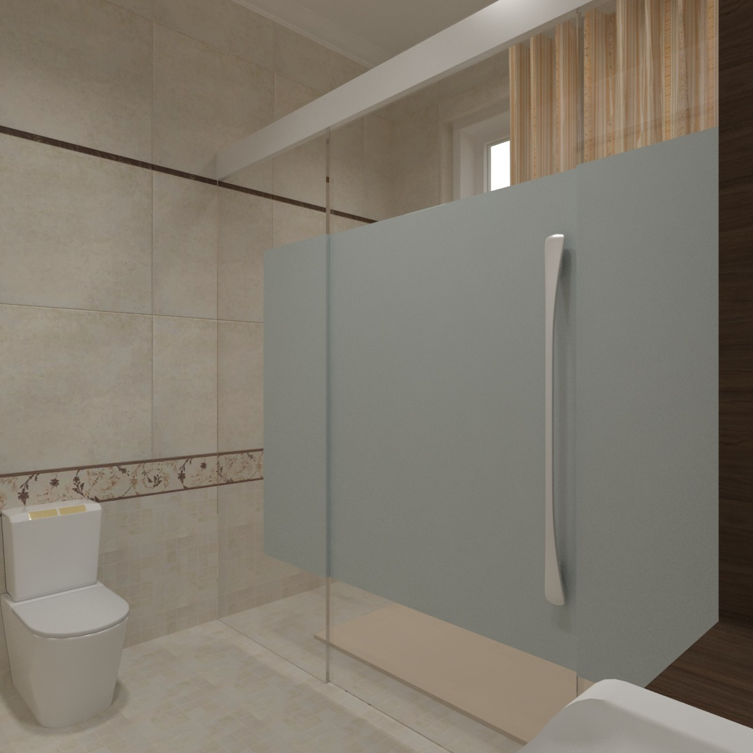 Ground Floor Suite bathroom 02