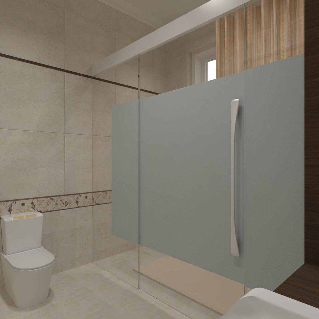Ground Floor Suite bathroom 02