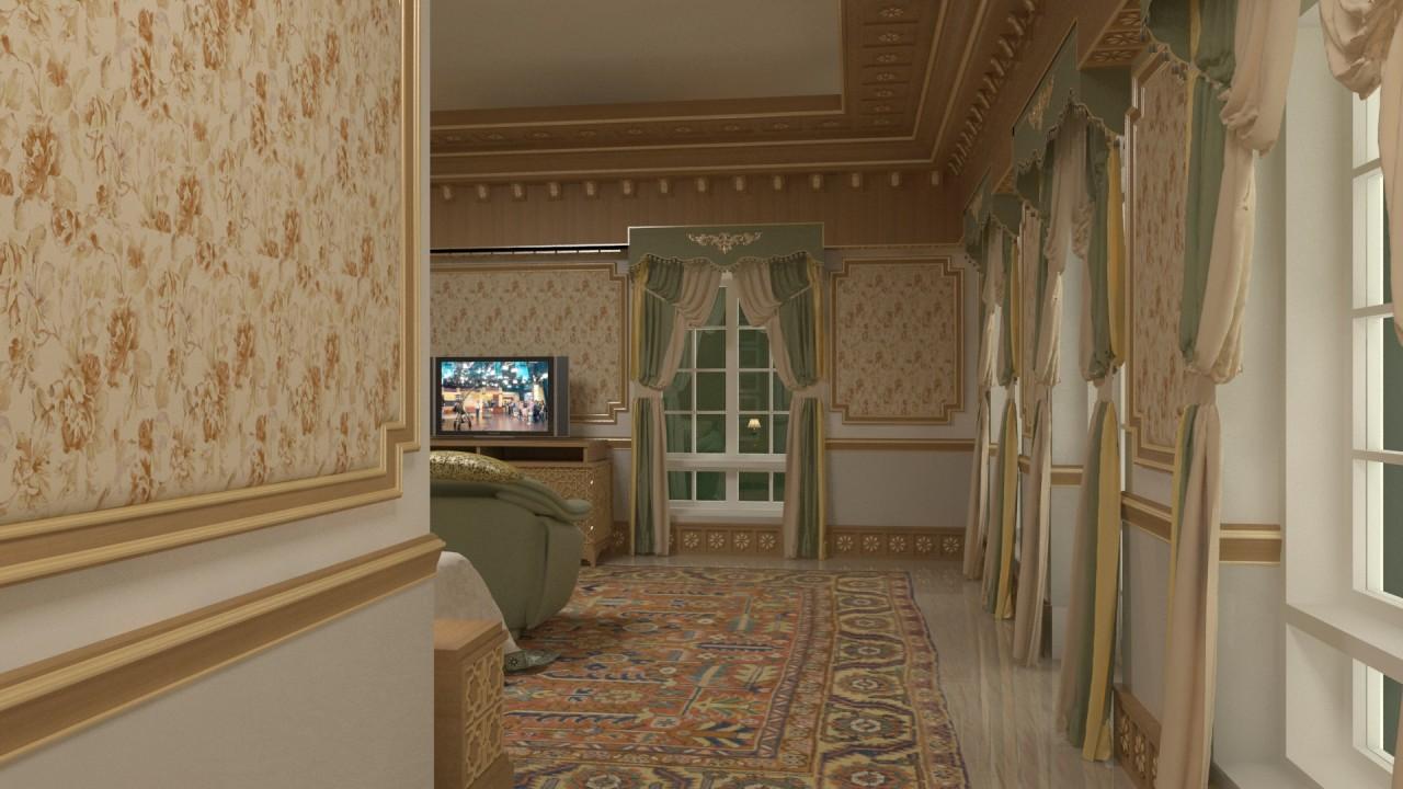 H.H. Shk. Saleh Bedroom 02