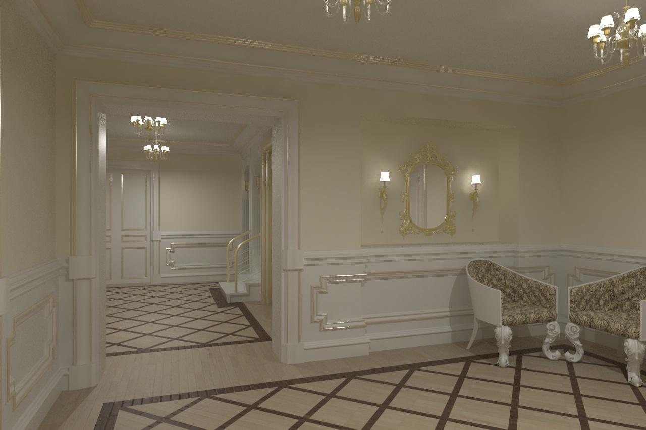 Lift Lobby 01