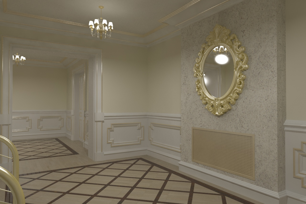 Lift Lobby 02