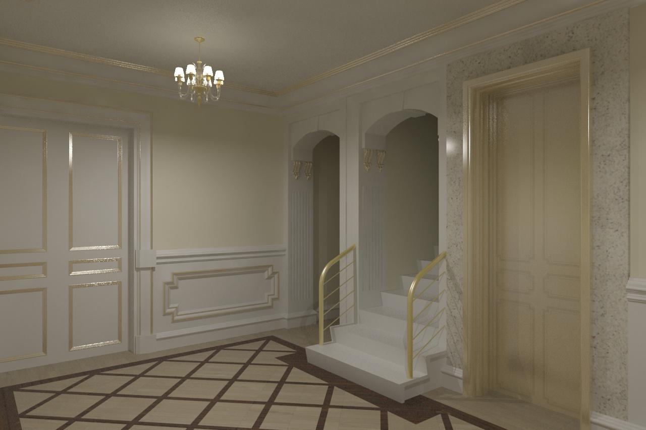 Lift Lobby 03