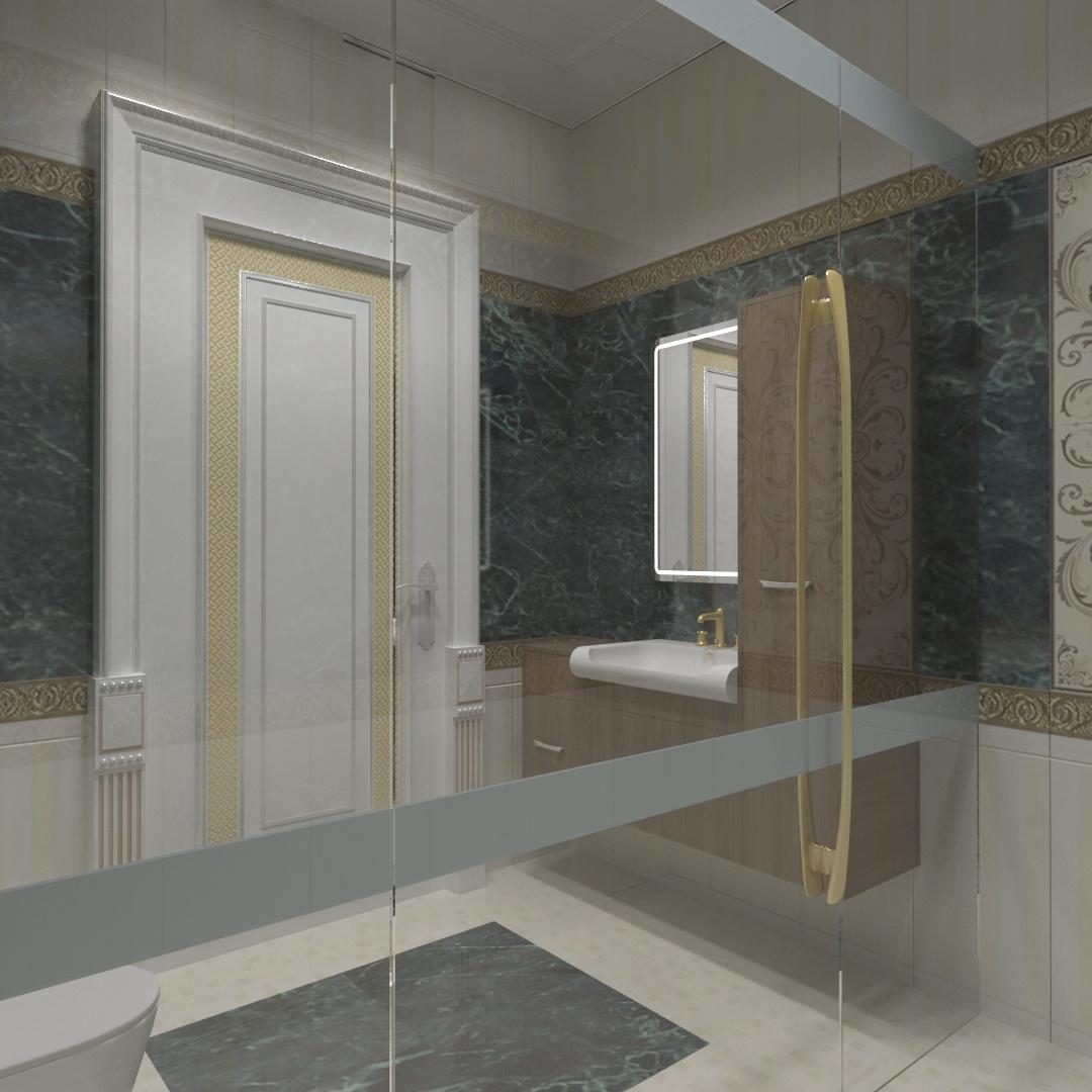 Suite 1 Bathroom 02