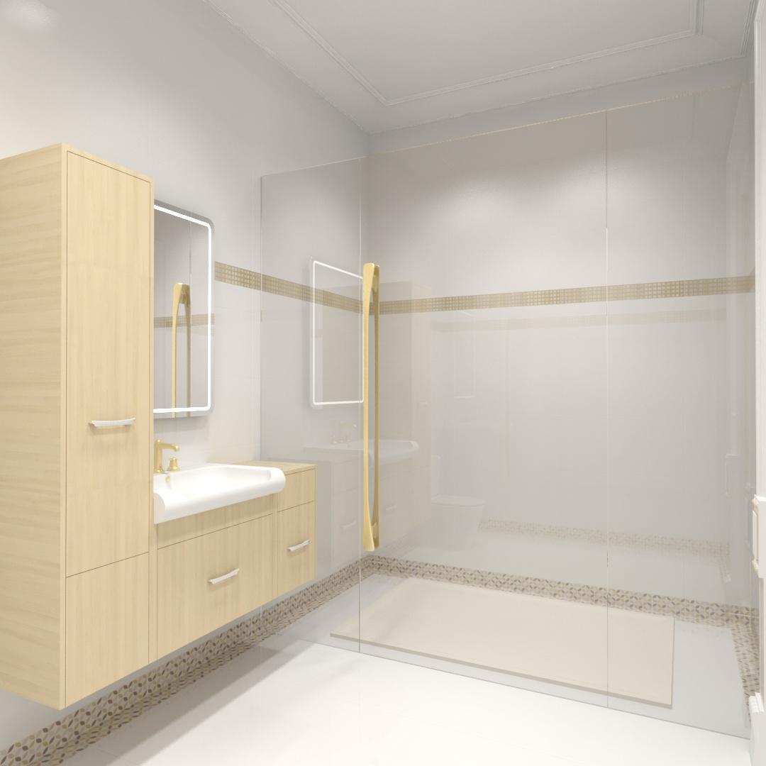 Suite 2 Bathroom 01