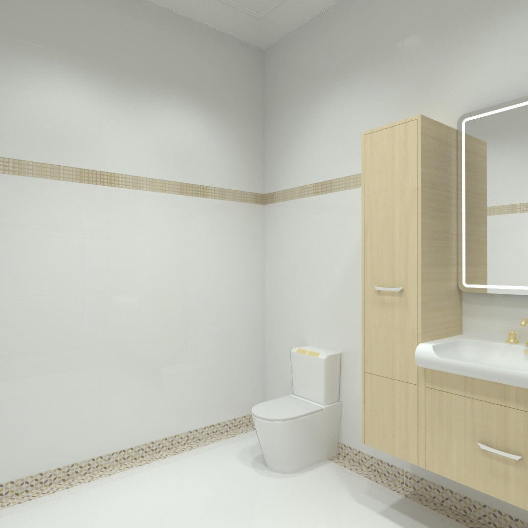 Suite 2 Bathroom 02