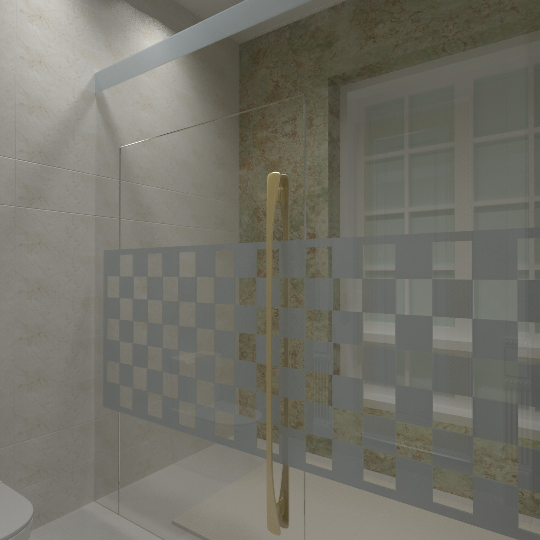 Suite 3 Bathroom 02