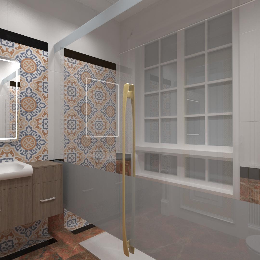 Suite 4 Bathroom 02