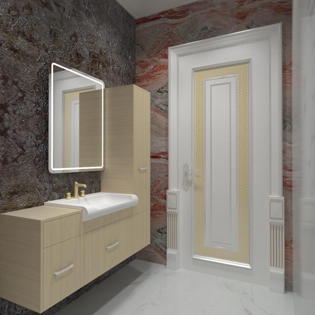 Suite 5 Bathroom 01