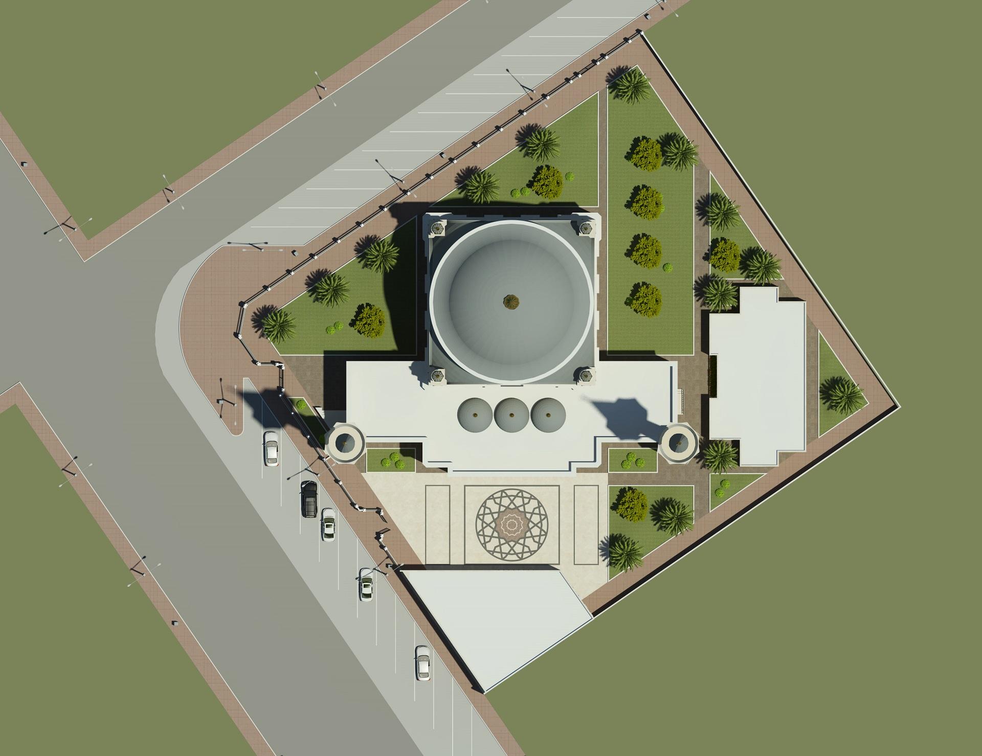 Al Khazan Top View